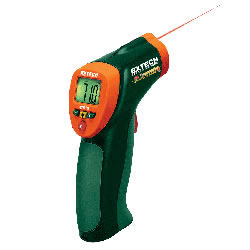 Infrared legionella thermometer
