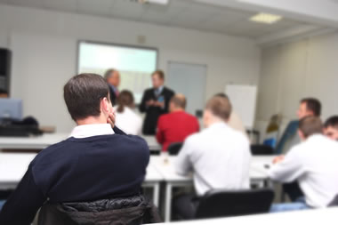 Legionella training - awareness and responsible person courses