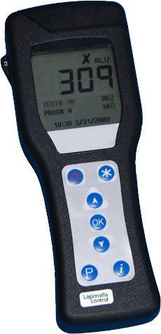 ATP meter for hygiene testing