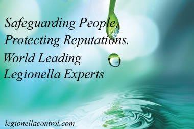 Water Safety & Legionella Control Services