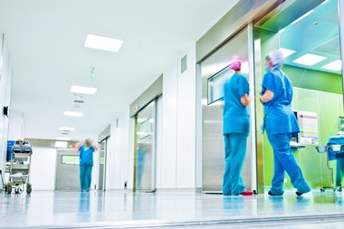 HTM 04-01 water safety management in hospitals