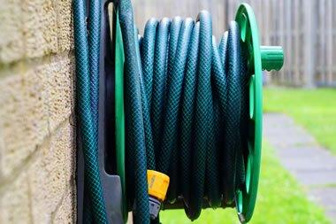 Legionnaires disease from garden hose