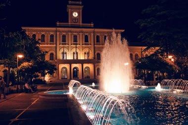 Fountains & water features Legionnaires disease