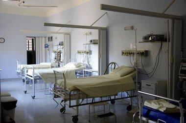What to do when legionella is found in hospitals?