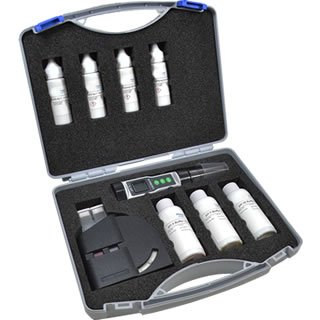 Chlorination testing kit
